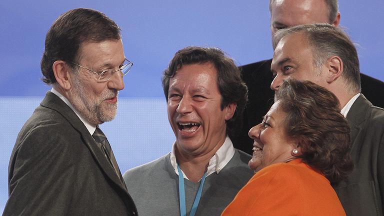 Rajoy coloca a Floriano como número tres del Partido Popular