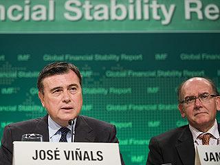 """Ver vídeo  'El FMI pide a la zona euro que recapitalice su banca porque """"el tiempo se agota""""'"""