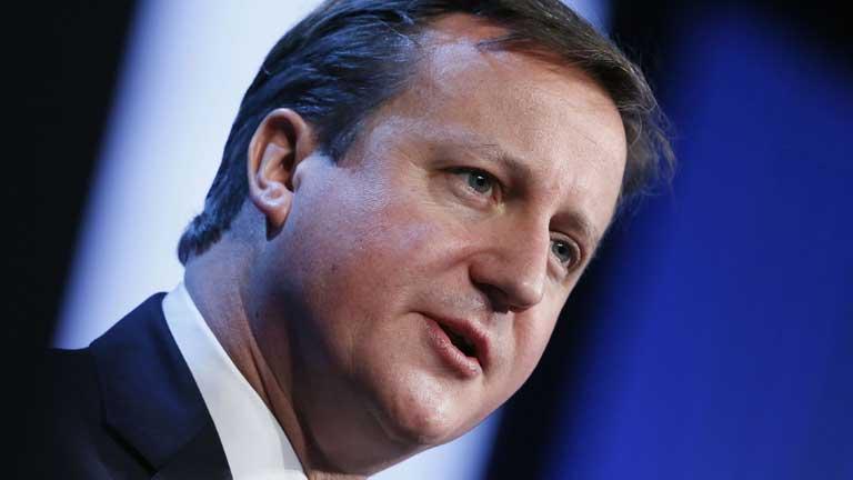 """Cameron dice que el referéndum sobre la UE no significa """"dar la espalda a Europa"""""""
