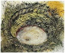 "Foto facilitada por Christie's de la obra ""Faena de muleta"", de Miquel Barceló."