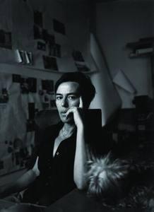 La fotógrafa Carmela García