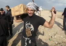 Fotografía de archivo del activista italiano Vittorio Arrigoni