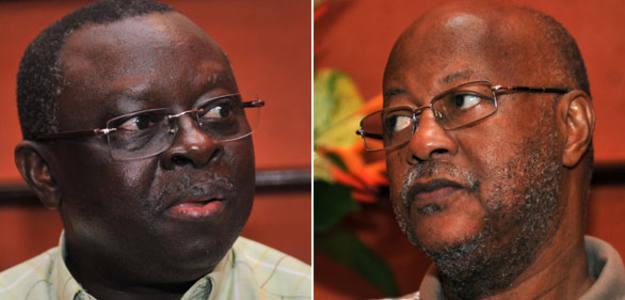 LIBERADOS EN GUINEA BISSAU EL PRESIDENTE INTERINO Y EL EXPRIMER MINISTRO EL 27 DE ABRIL DE 2012