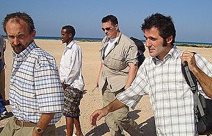 Ver v?deo  'El fotógrafo José Cendón es liberado en Somalia'