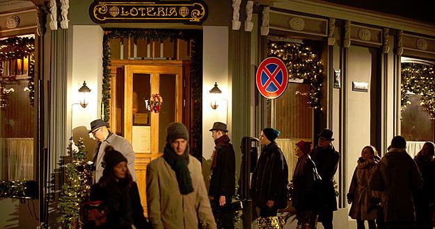 Fotograma del próximo anuncio de la Lotería de Navidad, 'Fábrica de Sueños'