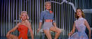 Fotograma de Marilyn Monroe, Betty Grable y Lauren Bacall en el trailer de la pel&iacute;cula &#146;C&oacute;mo casarse con un millonario&#146;, 1953.