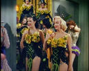 Fotograma de Marilyn Monroe y Jane Russell en &#146;Los caballeros las prefieren rubias&#146;, 1953.