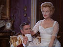 Fotograma de Marilyn Monroe y Laurence Olivier en el trailer de la pel&iacute;cula &#146;El pr&iacute;ncipe y la corista&#146;, 1957.