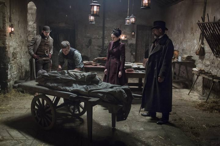 Fotograma de 'Penny Dreadful'
