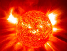 K1 Ceti, una estrella de la constelación de La Ballena (Cetus), análoga al Sol en su juventud, que podría ser la ¿perfecta anfitriona¿ para un planeta que comenzara a albergar vida.