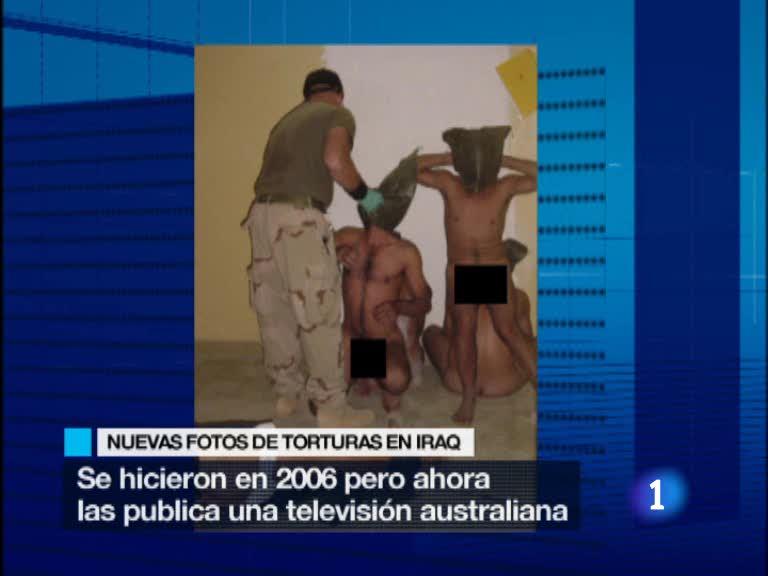Ver vídeo  'Las fotos de las torturas en Irak'