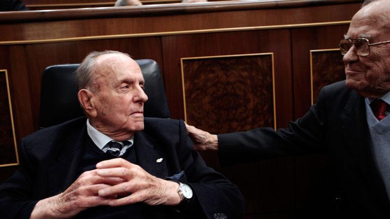 Fraga, 60 años de dedicación a la política