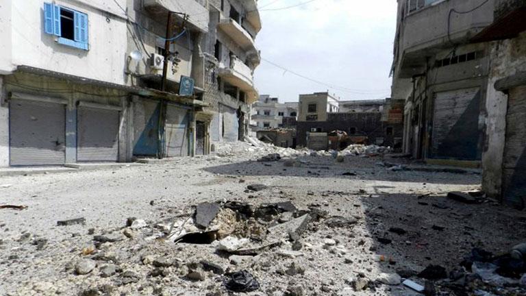 Frágil tregua en Siria