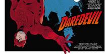 Fragmento de una página de la nueva serie de 'Daredevil' de Mark Waid y el dibujante español Marcos Martín