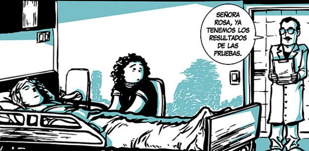 Fragmento De Una Vi Eta Rosa Y Javier Paco Hern Ndez Jose
