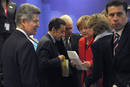Sarkozy y Merkel