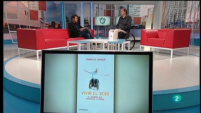 """Para Todos La 2 - Entrevista: Francesc Granja, """"Sexualidad del tetrapléjico"""""""