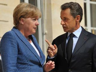 Ver vídeo  'Francia y Alemania proponen limitar el déficit en la Constitución y un Gobierno único de la zona euro'