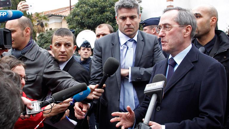 Francia confirma la muerte del asesino confeso de Toulouse
