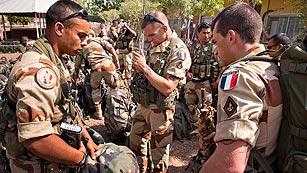 Ver vídeo  'Francia informará al Consejo de Seguridad sobre la intervención en Mali'
