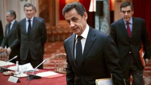Ver vídeo  'En Francia, el programa electoral de Sarkozy da un giro a la derecha'