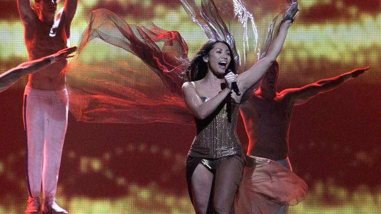 """Francia - Anggun - """"Echo (You and I)"""""""