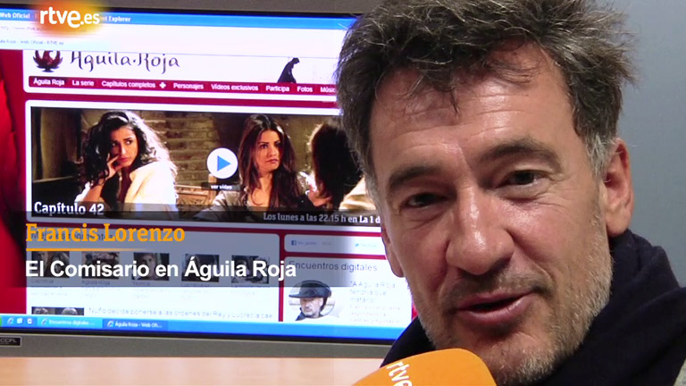 &Aacute;guila Roja - Francis Lorenzo en RTVE.es