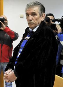 Francisco Miguel Montes Neiro en una foto de enero de 2011