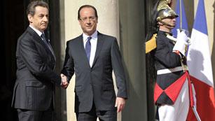 Ver vídeo  'François Hollande es investido presidente de Francia'