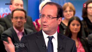 """Ver vídeo  'François Hollande: """"Merkel no puede decidir por toda Europa""""'"""