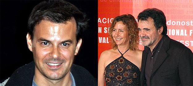 François Ozon en el estreno de la película 'Potiche' en 2010 y Carlos Sorin en el Festival Internacional de Cine de San Sebastián de 2006