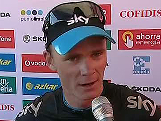 "Ver vídeo  'Froome: ""La victoria es indescriptible""'"