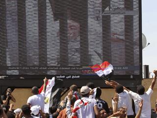 Ver vídeo  'Frustración de los jóvenes egipcios por los pocos cambios tras la caída de Mubarak'