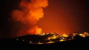 Ver vídeo  'El fuego obliga a desalojar a más de 4.500 vecinos en La Gomera'