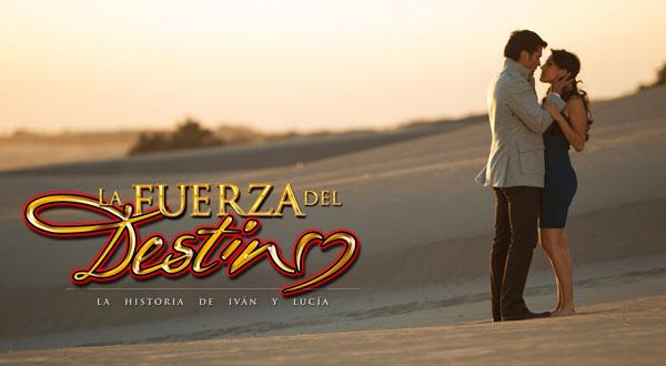 La fuerza del destino' será la nueva telenovela de TVE