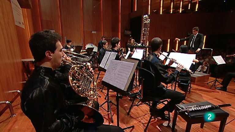 Los conciertos de La 2 - Fundación Albéniz. Sinfonietta, 2ª parte
