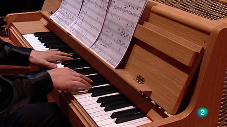 Los Conciertos de La 2 - Fundación Albéniz Sinfonietta (1ª parte)