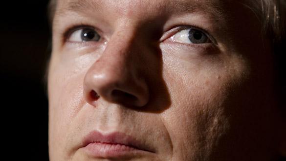 El fundador de Wikileaks, Julián Assange