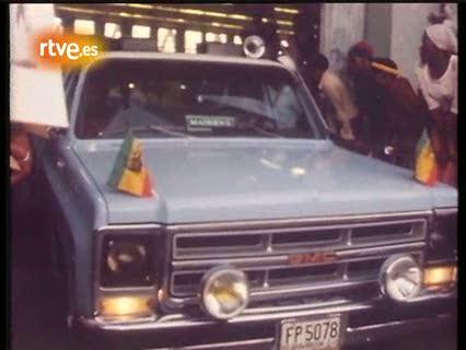 Ver vídeo  'Funeral de Bob Marley en Jamaica 1981'