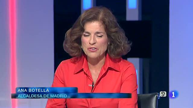 El debate de La 1 - Futuro político de Ana Botella