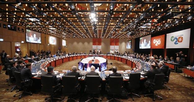 Los ministros de finanzas y los gobernadores de los Bancos Centrales del G20 se reúnen en Sidney, Australia