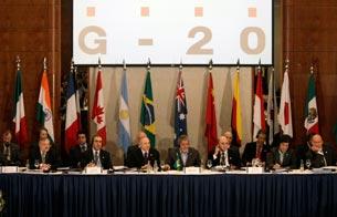 Ver v?deo  'El G20 reclama reformas en el FMI y el Banco Mundial'
