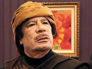 Ver v?deo  'Gadafi advierte a Occidente en contra de establecer una zona de exclusión aérea en Libia'