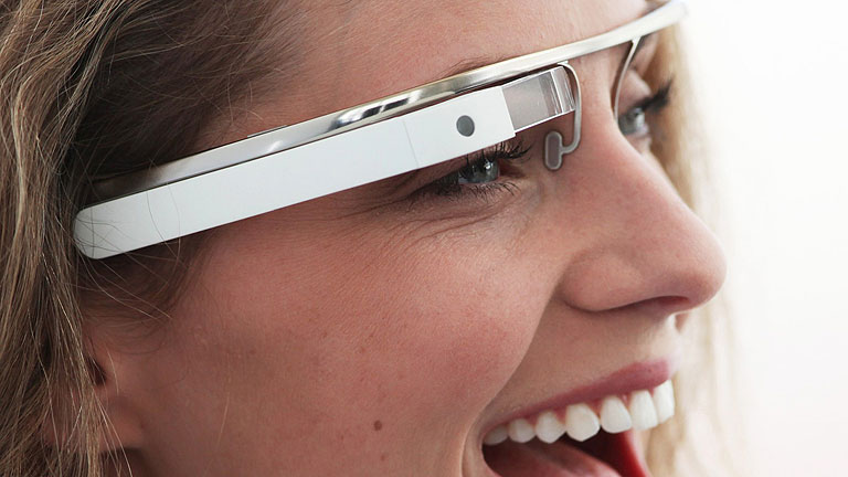 Las gafas 'inteligentes' de Google muestran la realidad aumentada