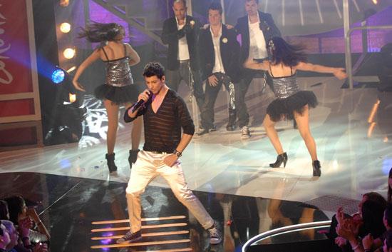 Eurovisión 2009 - Gala 2 - Actuación de Jorge González