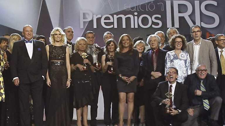 Gala Premios Iris ATV 2014