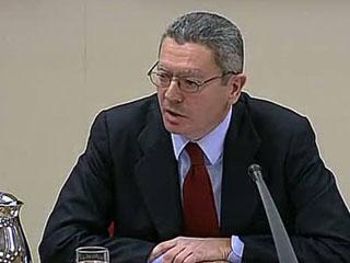 Ver vídeo  'Gallardón defiende el cambio de los vocales del Consejo del Poder Judicial'