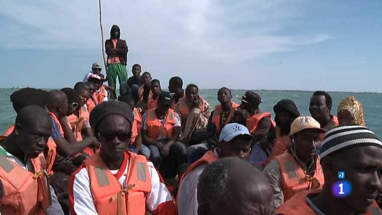 Españoles en el mundo - Gambia