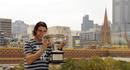 La victoria en Melbourne hace que Nadal aumente su ventaja en el ranking ATP del tenis mundial.