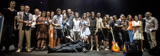 Ganadores de los Premios de la Música Independiente